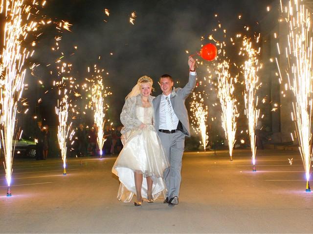 Свадебные фонтаны